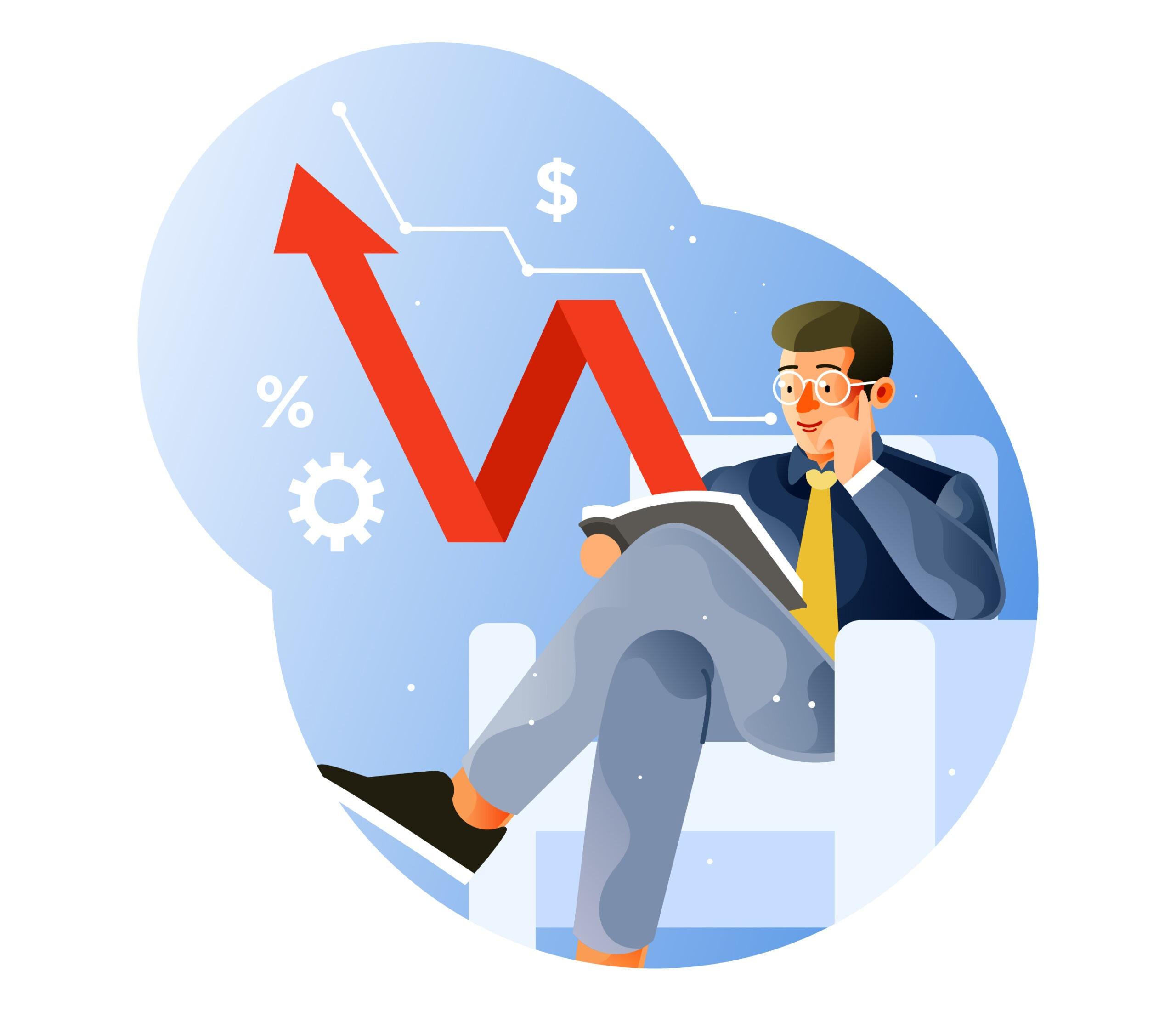 entrepreneur scaling his business