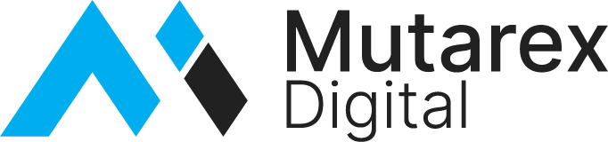 mutarex digital logo
