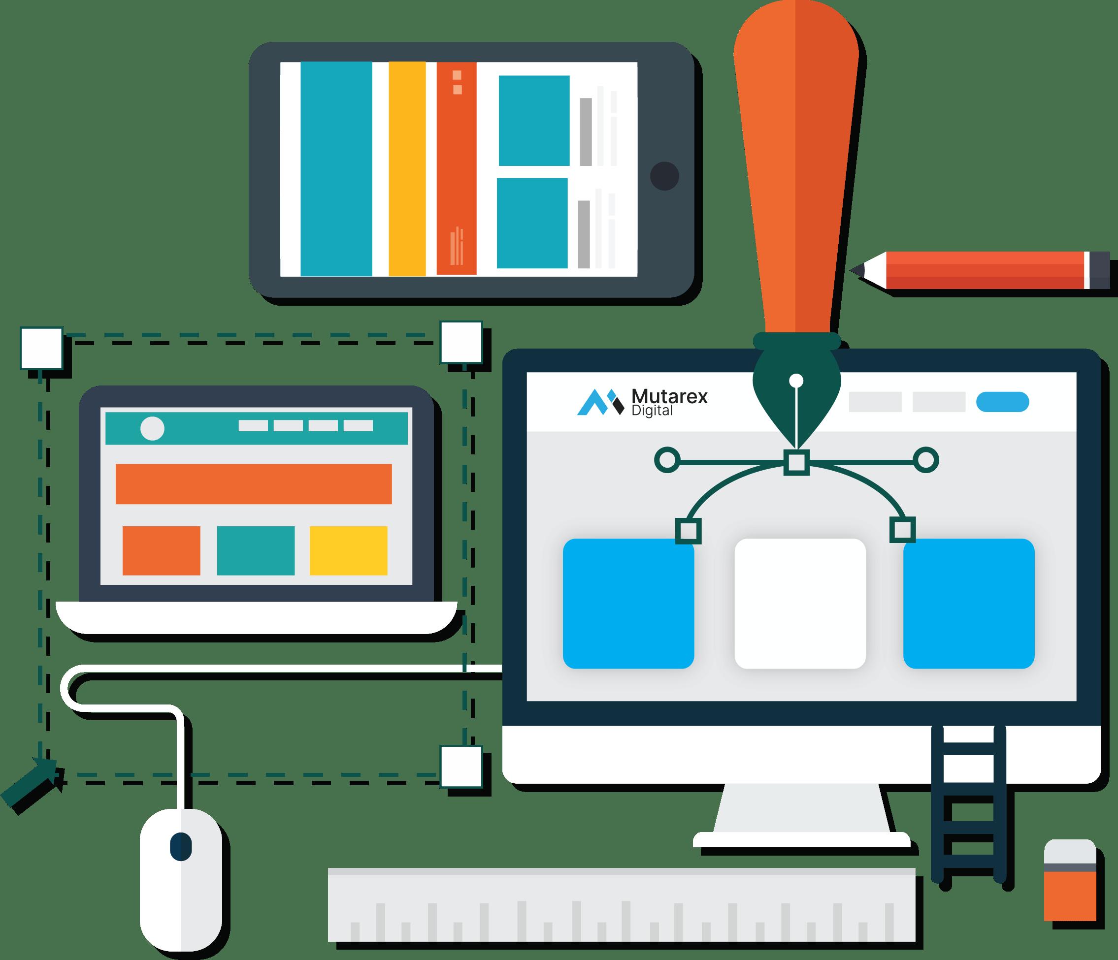 Mutarex Web Designers in Novi MI