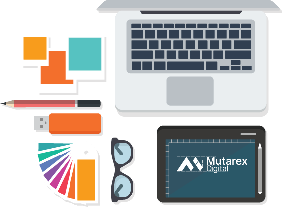 Mutarex Graphic Design in Detroit & Novi MI
